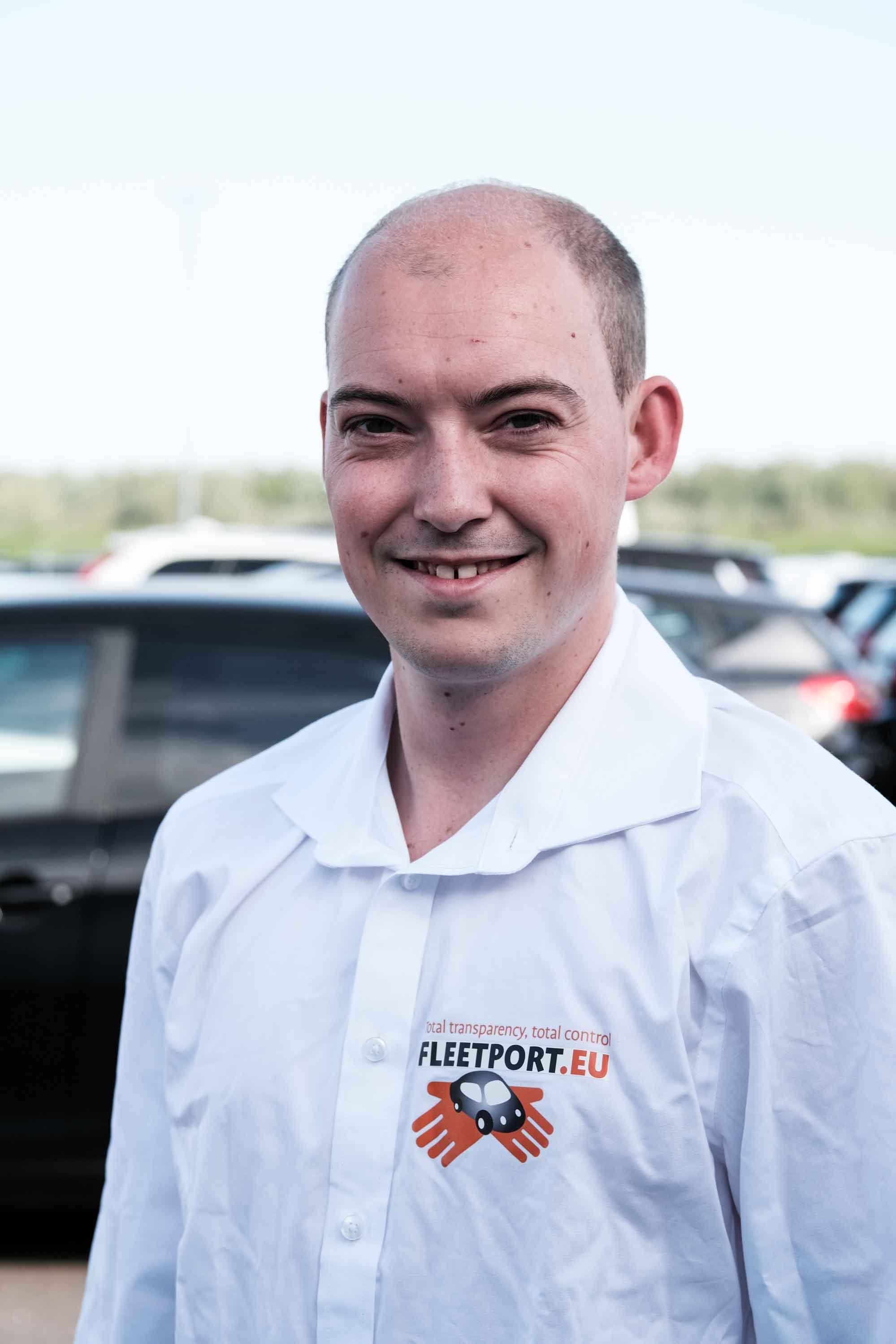 Marcel van Dongen levertijdenmanagement Fleetport