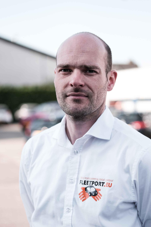 Nick van Giessen poolbeheer Fleetport Rotterdam
